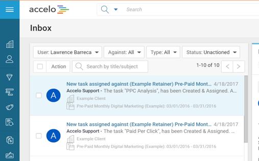 Centralized Team Inbox
